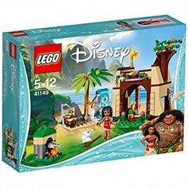 41149 LEGO Disney Princess - Moana's Island Adventure | Островното приключение на Моана