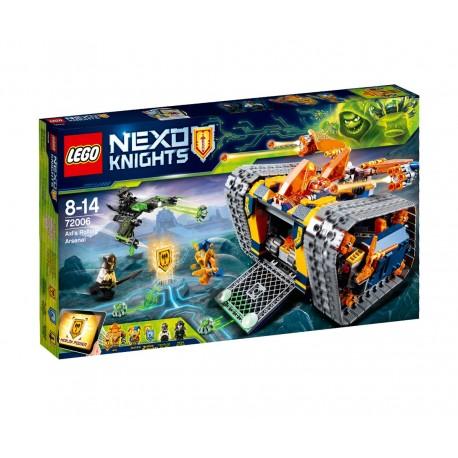 72006 LEGO NEXO KNIGHTS - Подвижният арсенал на Axl