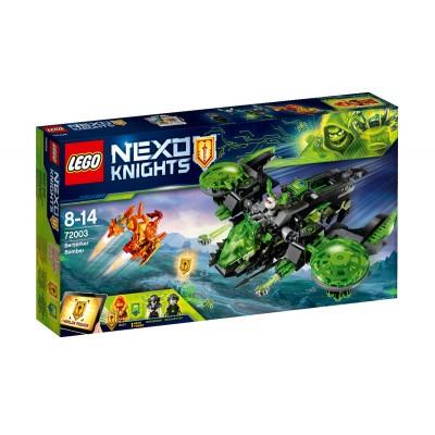 72003 LEGO NEXO KNIGHTS - Бомбардировач берзеркер