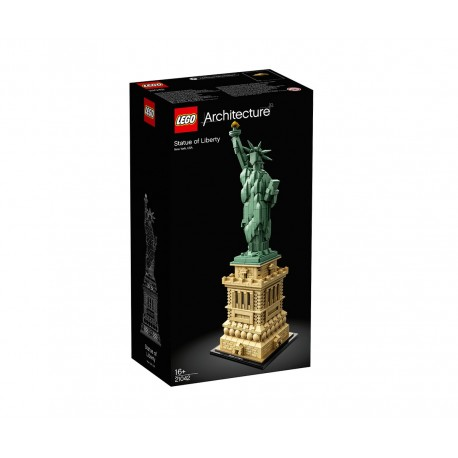 21042 LEGO ARCHITECTURE - Статуята на свободата