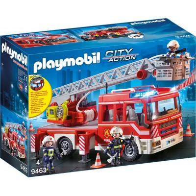 9463 Playmobil - Пожарна кола със стълба