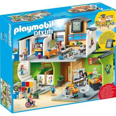 9453 Playmobil - Голямо училище