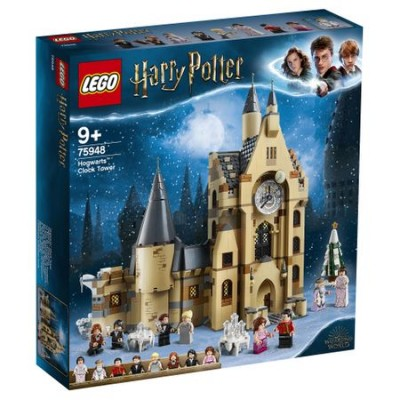 75948 LEGO Harry Potter - Часовникова кула Hogwarts