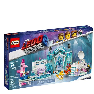 70837 LEGO Movie 2 - Блестящ спа комплекс