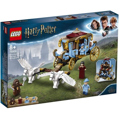 75958 LEGO Harry Potter - Каляската на Beauxbatons: Пристигане в Hogwarts™