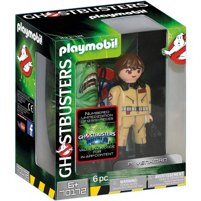70172 Playmobil - Ловци на духове Венкман
