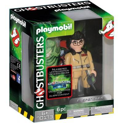 70173 Playmobil - Ловци на духове Спенглър