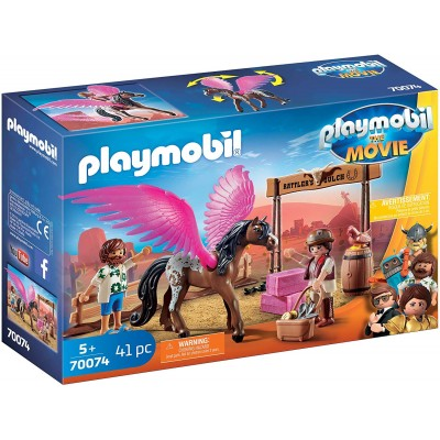 70074 Playmobil - The MOVIE - Марла и Дел