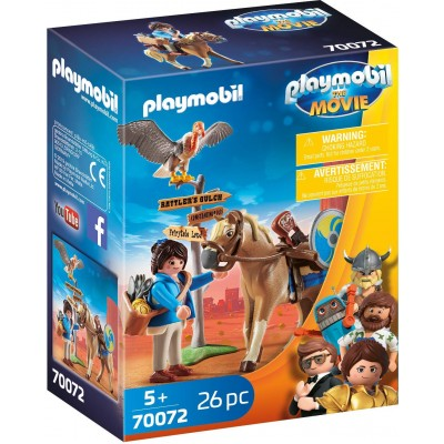 70072 Playmobil - The MOVIE - Марла с кон