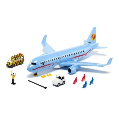 5402 SIKU Товарен самолет с аксесоари
