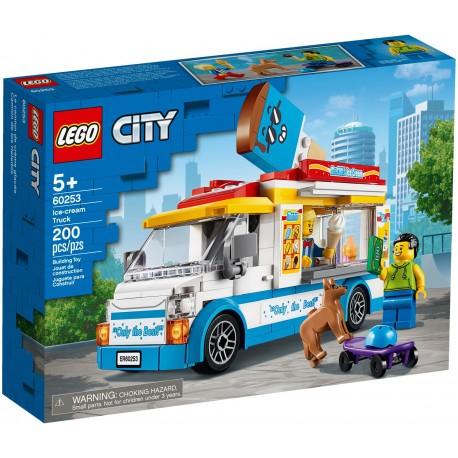 60253 LEGO® CITY - Камион за сладолед