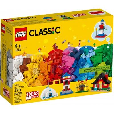 11008 LEGO® CLASSIC - Тухлички и къщи