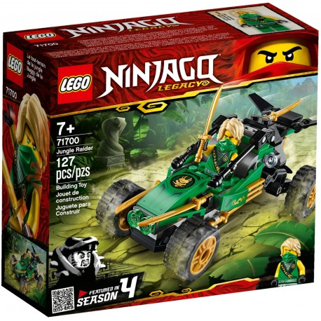 71700 LEGO® NINJAGO - Похитител в джунглата