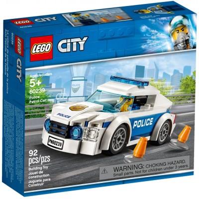 60239 LEGO CITY - Полицейска патрулна кола