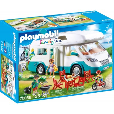 70088 PLAYMOBIL - Семеен кемпер
