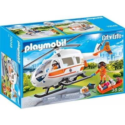 70048 Playmobil - Спасителен хеликоптер