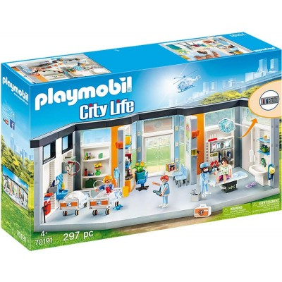 70191 Playmobil - Обзаведено болнично крило