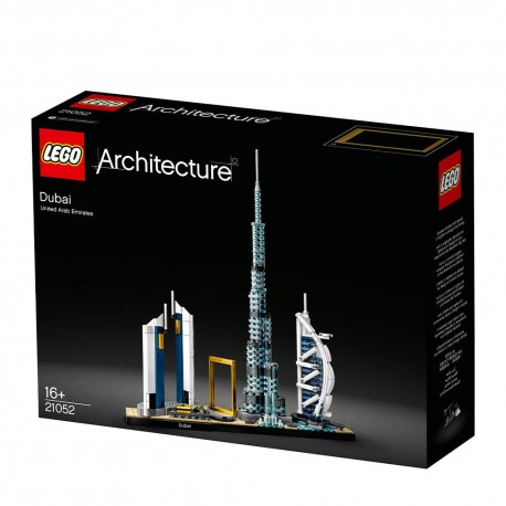 21052 LEGO ARCHITECTURE - Дубай