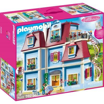 70205 Playmobil - Голяма къща за кукли