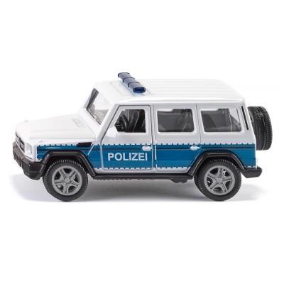 2308 SIKU Полицейски джип Mercedes AMG G65