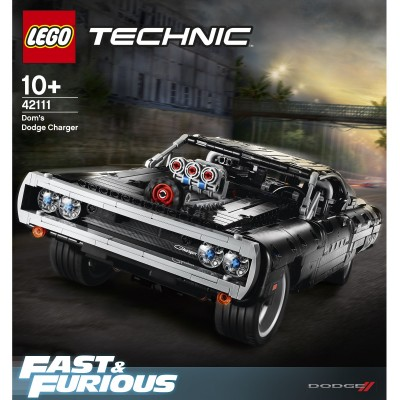 42111 LEGO® TECHNIC - Dom's Dodge Charger