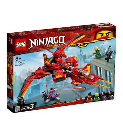 71704 LEGO® NINJAGO - Изтребител на Kai
