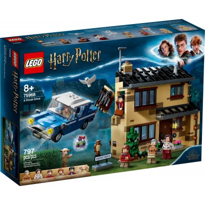 75968 LEGO® Harry Potter - 4 Privet Drive