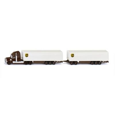 1806 SIKU Американски камион с ремарке