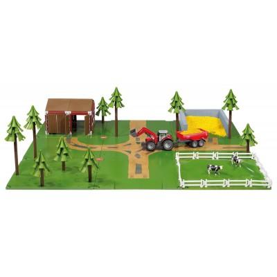 5601 SIKU Ферма с трактор и животни