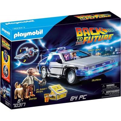 70317 Playmobil - Завръщане в бъдещето Долориан