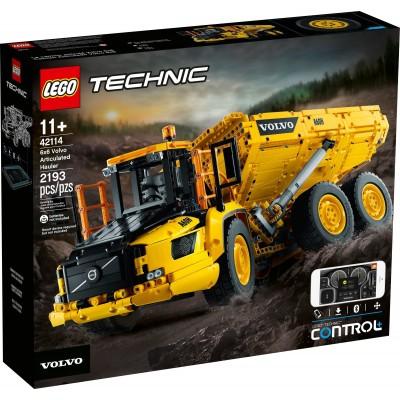42114 LEGO® TECHNIC - Самосвал  Volvo 6 x 6