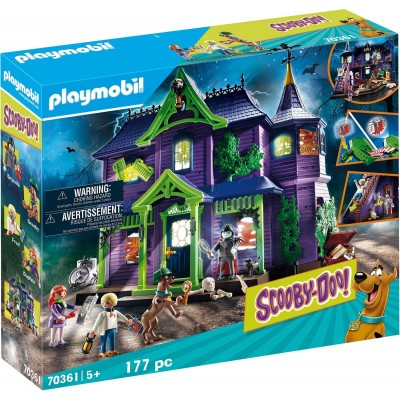 70361 Playmobil - Скуби Ду : Приключение в имението на мистериите