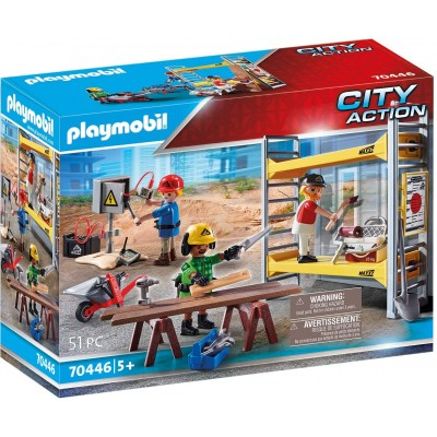 70446 Playmobil - Работници на скеле