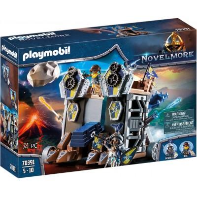 70391 Playmobil - Подвижна крепост на Новелмор