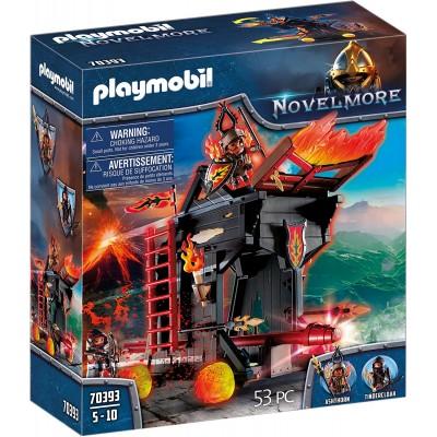 70393 Playmobil - Рицарите от Бърнам: Огнен таран