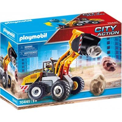 70445 Playmobil - Колесен товарач