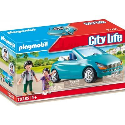 70285 Playmobil - Семейна кола