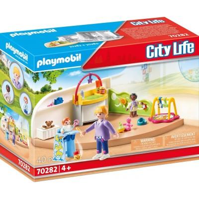 70282 Playmobil - Детска стая за малки деца