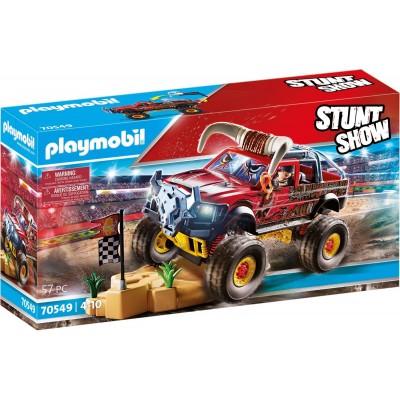 70549 Playmobil - Каскадьорско шоу, Камион чудовище