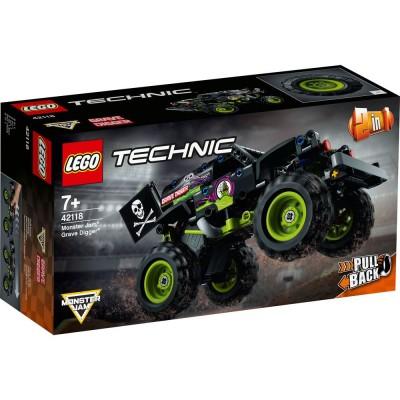 42118 LEGO® TECHNIC -Monster Jam Grave Digger