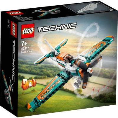 42117 LEGO® TECHNIC - Състезателен самолет ( 2 в 1 )