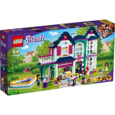 41449 LEGO® FRIENDS - Семейната къща на Andrea