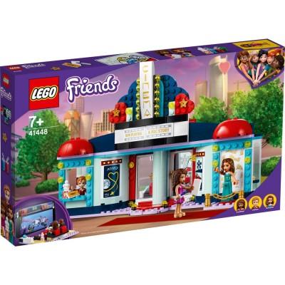 41448 LEGO® FRIENDS - Кинозала в Хартлейк Сити