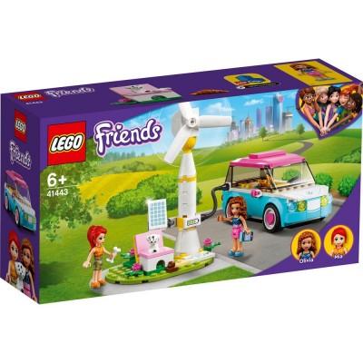 41443 LEGO® FRIENDS -  Електрическа кола на Olivia