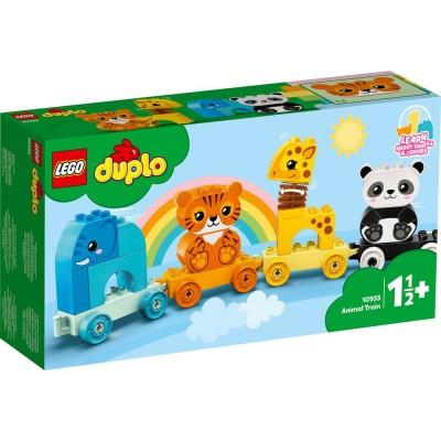 10955 LEGO® DUPLO -  Влак за животни