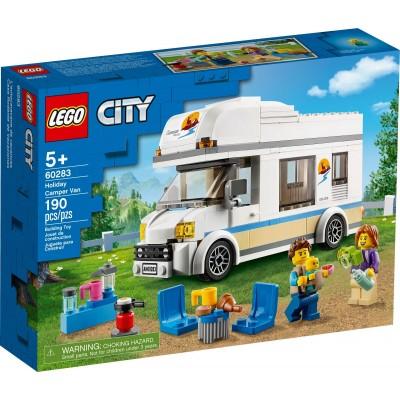 60283 LEGO® CITY - Кемпер за ваканция
