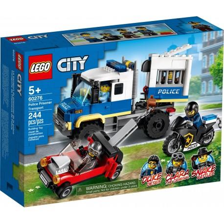 60276 LEGO® CITY - Полицейска затворническа кола