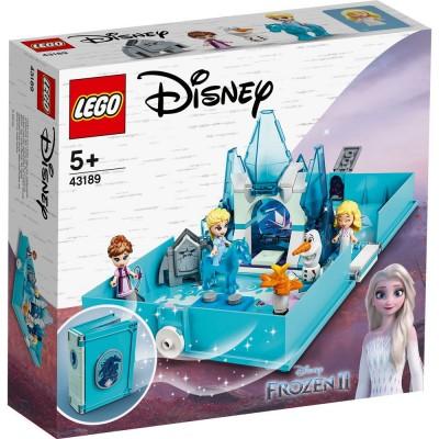 43189 LEGO® Disney Princess™ - Приключения от книгата за Елза и Нок