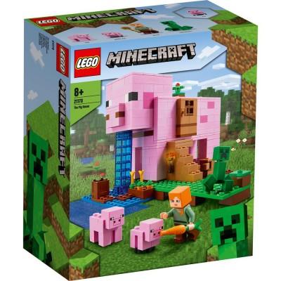 21170 LEGO® Minecraft™ - Къщата на прасетата