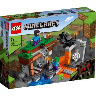 21166 LEGO® Minecraft™ - Изоставената мина